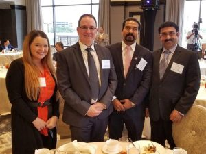 Bilateral Chamber Conference 2019 at Houston, Texas